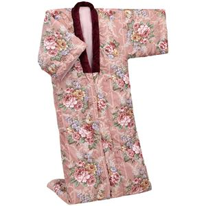 英国羊毛ボリュームかいまき布団(増量タイプ) ピンク