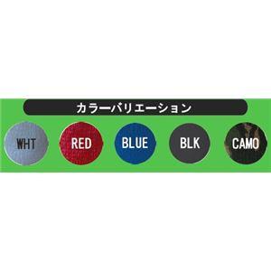 非粘着性マルチテーピングテープ 青 伸縮 50mm & 25mmの2個セット