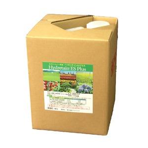 水やりヘルパー原液 ハイドリテインESプラス 10L 業務用 /植物用土壌保水剤 保湿材