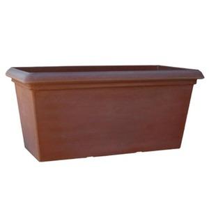 新素材テラミックス TM プランター テラコッタ 60cm /植木鉢