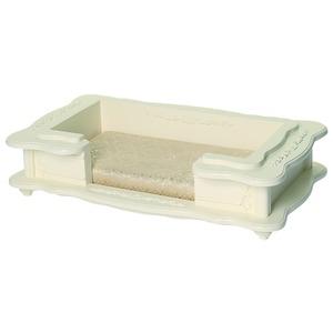 【ペット用家具】Fiore(フィオーレ) ベッド クラシックホワイト