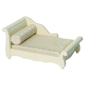 【ペット用家具】Fiore(フィオーレ) カウチソファー クラシックホワイト