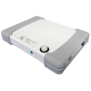 電子水生成器 家庭用 AREE333 PURE 携帯できるミニサイズ <グレー>【日本製】