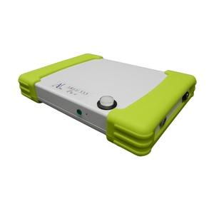 電子水生成器 家庭用 AREE333 PURE 携帯できるミニサイズ <グリーン>【日本製】