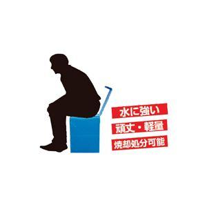 抗菌ヤシレット災害トイレ3点セット BR-933 - 拡大画像