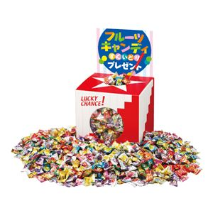 フルーツキャンディすくいどりプレゼント(約150人用)24-71