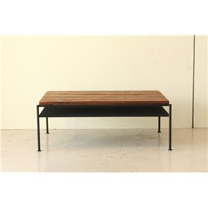 リビングテーブル ケルト ブラウン - 拡大画像