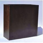木目調樹脂製鉢カバー MOKU プランターボックス H100cm