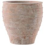 アンティーク調・テラコッタ鉢 メリッサ アンティコ 48cm /植木鉢の画像