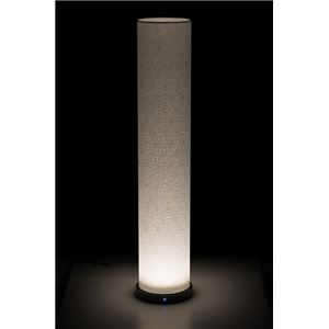 LEDコードレス 和室 モダン照明 LF800スタンドライト手漉き和紙麻葉 【日本製】の詳細を見る