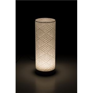 LEDコードレス 和室 モダン照明 BF300スタンドライト手漉き和紙市松 【日本製】の詳細を見る
