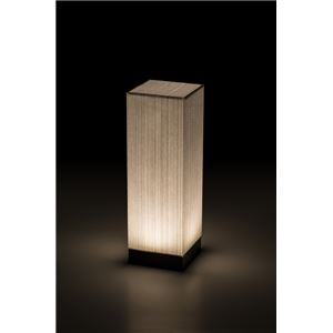 LEDコードレス 和室 モダン照明 SQ300スタンドライト糸入り和紙 【日本製】の詳細を見る