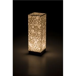 LEDコードレス 和室 モダン照明 SQ300スタンドライト立体花 【日本製】の詳細を見る