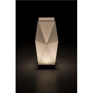 LEDコードレス 和室 モダン照明 SQ301スタンドライト青海波 【日本製】の詳細を見る