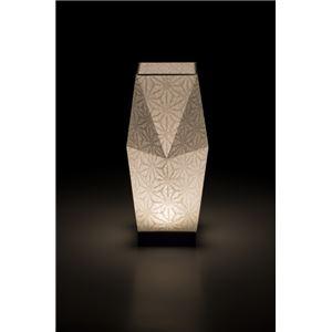 LEDコードレス 和室 モダン照明 SQ301スタンドライト手漉き和紙麻葉 【日本製】の詳細を見る