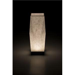 LEDコードレス 和室 モダン照明 SQ302スタンドライト揉み紙 【日本製】の詳細を見る