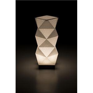 LEDコードレス 和室 モダン照明 SQ303スタンドライト青海波 【日本製】の詳細を見る