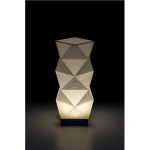 LEDコードレス 和室 モダン照明 SQ303スタンドライト手漉き和紙麻葉 【日本製】の詳細を見る