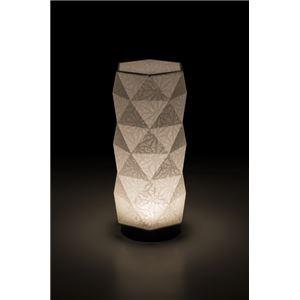 LEDコードレス 和室 モダン照明 HX300スタンドライト手漉き和紙麻葉 【日本製】の詳細を見る