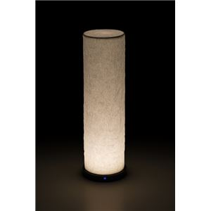 LED 和室 モダン照明 LF550-acスタンドライト揉み紙 【日本製】 - 拡大画像