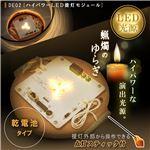 DE02ハイパワー提灯モジュール(乾電池式) 【日本製】