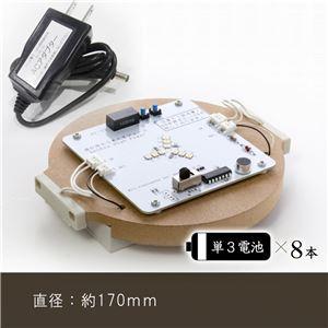 DE02-acハイパワー提灯モジュール(乾電池/コンセント式) 【日本製】
