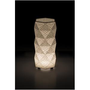 LED 和室 モダン照明 HX300-acスタンドライト手漉き和紙市松 【日本製】の詳細を見る