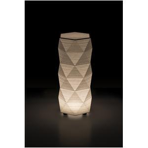 LED 和室 モダン照明 HX300-acスタンドライト糸入り和紙【日本製】の詳細を見る