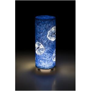 LED 和室 モダン照明 BF300-acスタンドライト藍染絞り 【日本製】