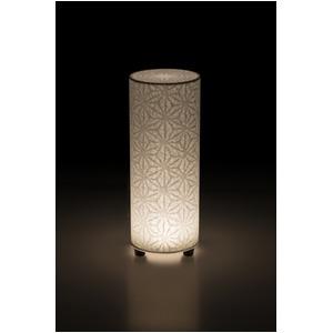 LED 和室 モダン照明 BF300-acスタンドライト手漉き和紙麻葉 【日本製】の詳細を見る