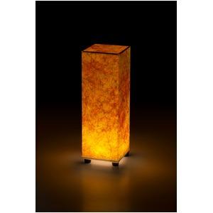 LED 和室 モダン照明 SQ300-acスタンドライトコズミック -橙- 【日本製】の詳細を見る