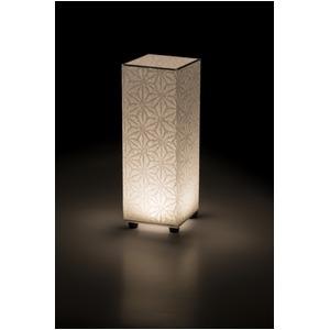 LED 和室 モダン照明 SQ300-acスタンドライトト手漉き和紙麻葉 【日本製】の詳細を見る