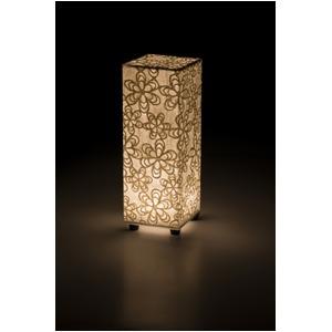 LED 和室 モダン照明 SQ300-acスタンドライトト立体花 【日本製】の詳細を見る