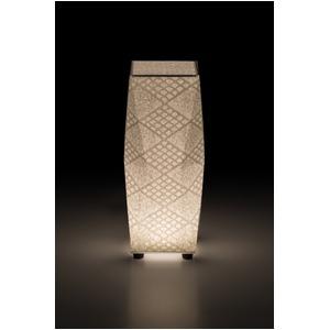 LED 和室 モダン照明 SQ302-acスタンドライト手漉き和紙市松 【日本製】の詳細を見る