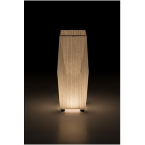 LED 和室 モダン照明 SQ302-acスタンドライト糸入り和紙 【日本製】