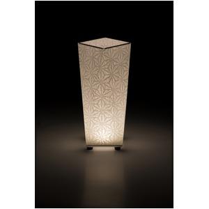 LED 和室 モダン照明 SQ304-acスタンドライト手漉き和紙麻葉【日本製】の詳細を見る