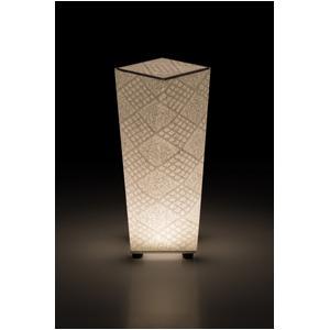 LED 和室 モダン照明 SQ304-acスタンドライト手漉き和紙市松【日本製】