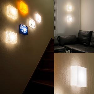 LED 和風 モダン照明 BRD01 ブラケットライト 生成り和紙【日本製】