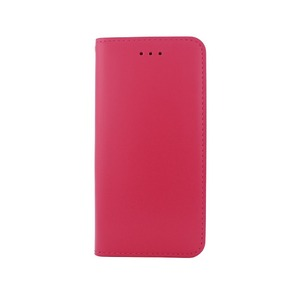 iPhone6 Plus/6s Plus ケース 手帳  本革 Wetherby・Basic iPhone6 Plus iPhone6s Plus レザー 本革 (Pink) - 拡大画像