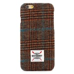 iPhone6s アイフォン6s ケース iPhone6 カバー DESIGNSKIN Wetherby Tweed Bartype for iPhone6 iPhone6s ケ−ス カバー ツイード ハードケース アイフォンカバー (Brown)
