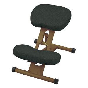 プロポーションチェア/姿勢矯正椅子 【ダークブ...の関連商品2