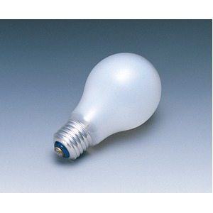 【25個セット 在庫処分品100点限り】HITACHI シリカ電球(白色電球) 40W 15%節電形 E26 LW100V34W 日立