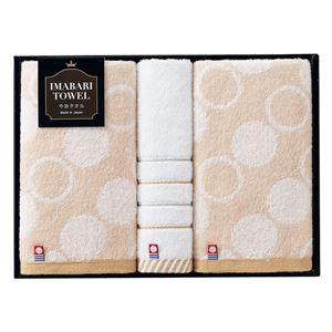 【今治タオル】タオルセット/ギフトセット【フェイスタオル×2・ウォッシュタオル×1】日本製綿100%『シフィール』