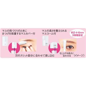 【Panasonic パナソニック】 フェリエ フェイス用 【ピンク】 マユカバー・マユコーム付き