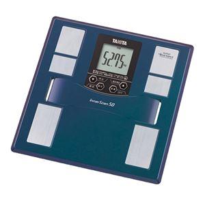 TANITA/タニタ 体組成計インナースキャン50 自動認識機能付き 体重50g単位 BC-310-BL