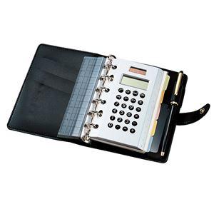 システム手帳III ブラック NST30-B