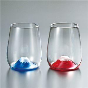 富士山グラス ペア(グラス/タンブラー) 2個セット 84360