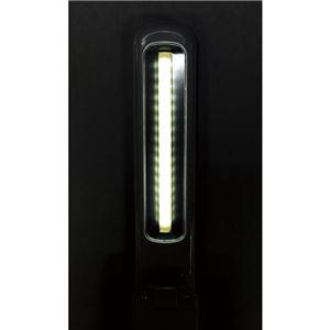 折りたたみスタンドライト/ハンドライト 【タッチセンサー】 3段階調光 乾電池式・USB給電両用