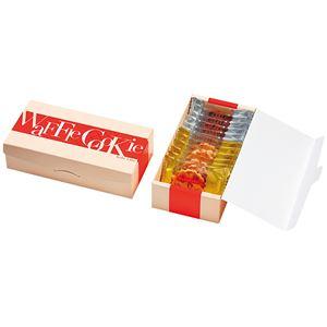 ワッフルクッキー/クッキー詰め合わせギフトセット 【12個入】 化粧箱入 日本製 『神戸 ライラック』 〔お中元 お歳暮 内祝い〕の画像1
