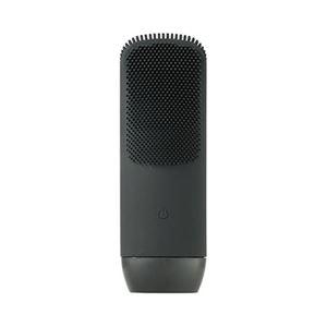 音波振動シリコン洗顔ブラシブラック/男性用000KQ3226
